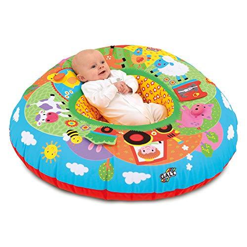Galt Toys, Playnest – Farm, Sit Me Up Baby Seat, Ages 0 Months Plus